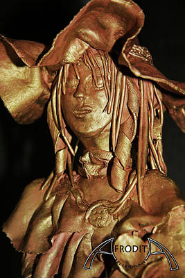 Sculpture - Veronica by Afrodita Ellerman