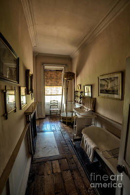 Enamel Photograph - Victorian Bathroom by Adrian Evans