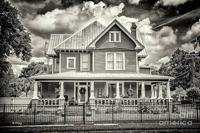 Photograph - Pristine Victorian Mansion  by Rene Triay Photography
