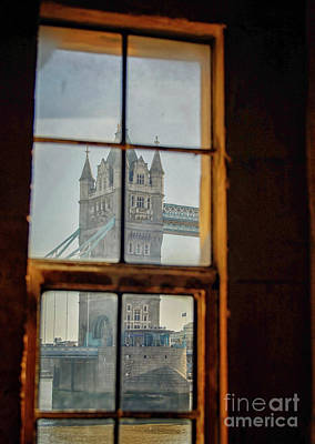Photograph - View From The Tower Of London by Patricia Hofmeester