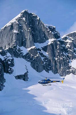 View Of Alaska Art Print