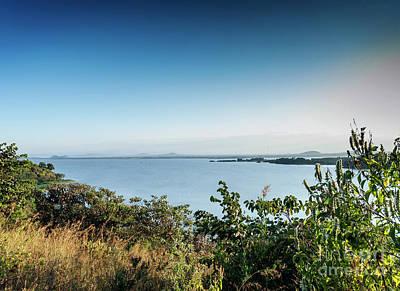 Photograph - View Of Lake Tana Near Bahir Dar Ethiopia by Jacek Malipan
