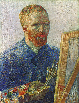 Photograph - Vincent Van Gogh (1853-1890) by Granger