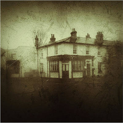 Photograph - Vintage Public House by Fine Art By Andrew David