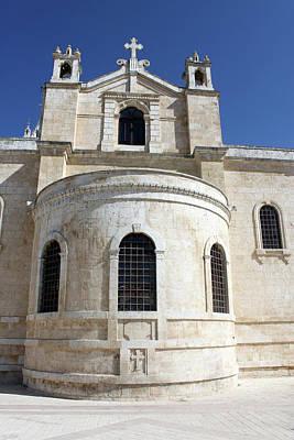 Virgin Mary Church In Beit Jala Original by Munir Alawi