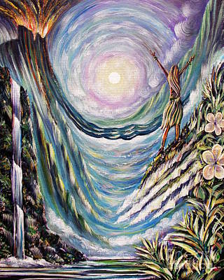 Painting - Vision Of Hawaii by Dennis McGeary