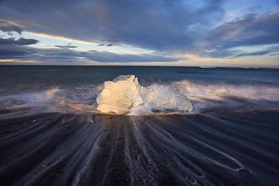 Photograph - Voices Of Tides by Dustin  LeFevre