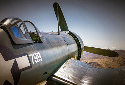 Photograph - Vought F4u-5 Corsair  by Sandra Selle Rodriguez