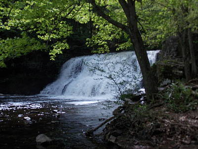 Photograph - Wadsworth Falls by Catherine Gagne
