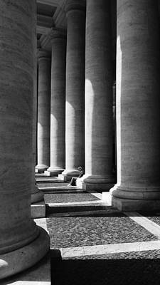 Digital Art - Waiting At St Peters by Julian Perry