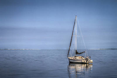 Photograph - Waiting To Sail by Jane Luxton
