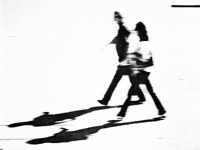 Photograph - Walk In The Sunshine by Siegfried Ferlin