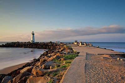 Walton Lighthouse Original by Bill Thomas