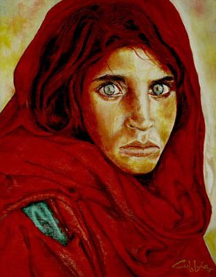 War Orphan Art Print by G Cuffia