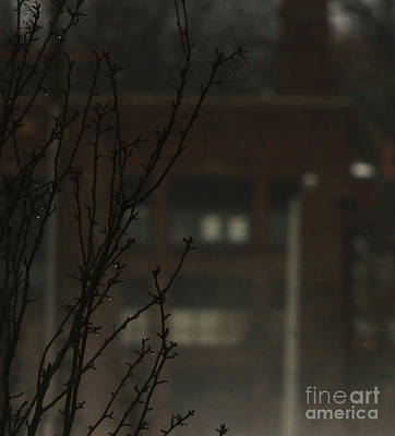 Photograph - Warehouse District by Linda Shafer