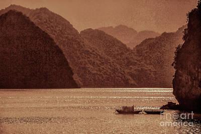 Photograph - Warm Waters by Rick Bragan