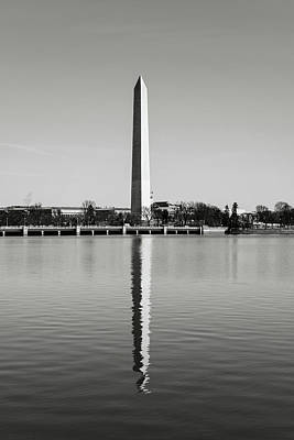 Photograph - Washington Monument by Brandon Bourdages