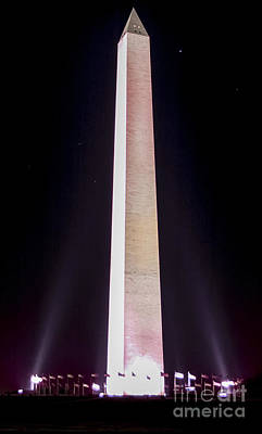 Photograph - Washington Monument by Ricky L Jones