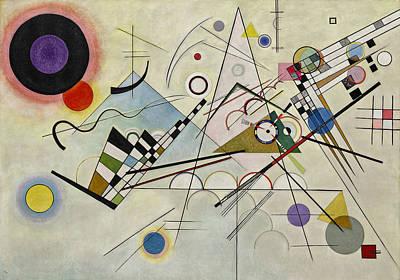 Kandinsky Wall Art - Painting - Wassily Kandinsky by MotionAge Designs
