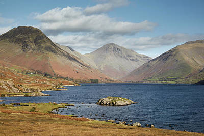 Photograph - Wast Water Cumbria by Ralph Muir