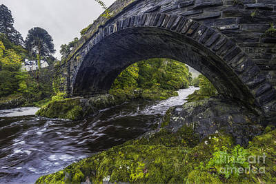 Photograph - Water Under The Bridge by Ian Mitchell
