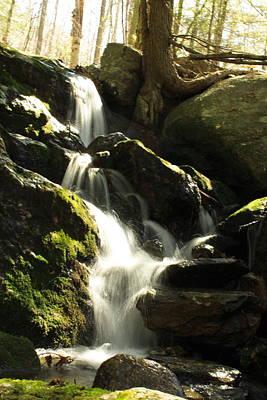 Waterfall Original by Doug Mills