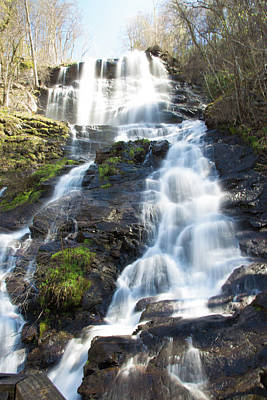 Photograph - Waterfall by Lindsey Weimer