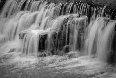 Photograph - Waterfall by Scott Meyer