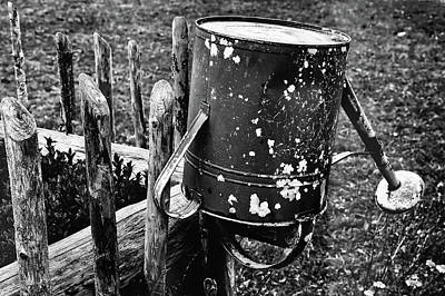 Photograph - Watering Can by Pixabay