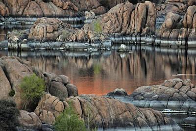 Watson Lake Photograph - Watson Lake by David Kehrli
