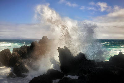 Photograph - Wave Breaker by Nicki Frates