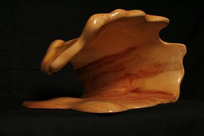 Sculpture - Wave by Ronnie Jackson