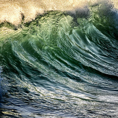 High Speed Photograph - Wave by Stelios Kleanthous