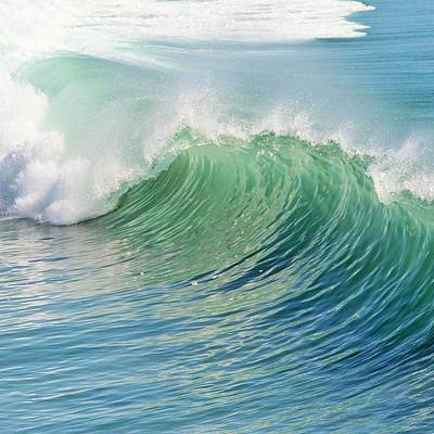 Mills Photograph - Waves by Marianna Mills