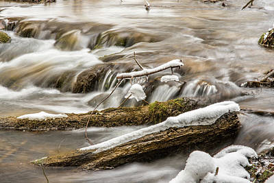 Photograph - Weaver's Creek by Irwin Seidman
