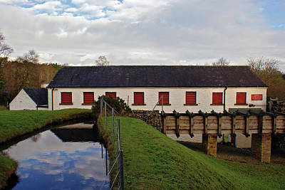 Photograph - Wellbrook Beetling Mill by Colin Clarke