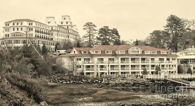 Photograph - Wentworth By The Sea by Marcia Lee Jones