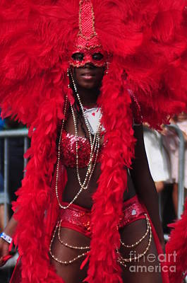 Photograph - West Indian Day Parade 2009 by Mark Gilman