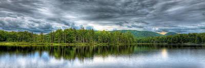 Photograph - West Lake Panorama by David Patterson