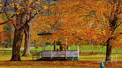 Photograph - Weston Vermont by Scenic Vermont Photography