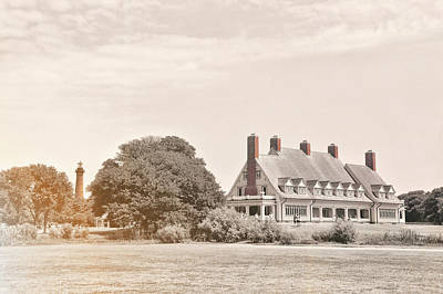 Photograph - Whalehead Club by JAMART Photography