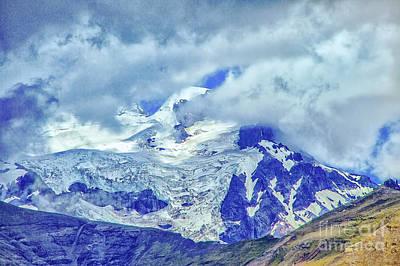 Photograph - White Mountain by Rick Bragan