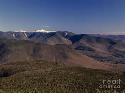 White Mountains Nh Usa Art Print by Erin Paul Donovan