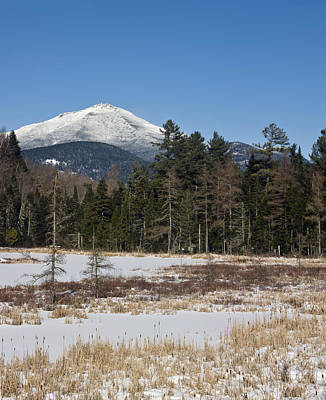 Whiteface Mountain In The Adirondacks Of Upstate New York Art Print by Brendan Reals