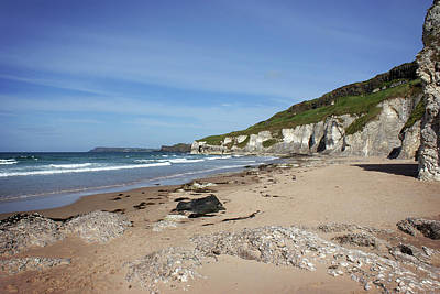 Photograph - Whiterocks Beach by Colin Clarke