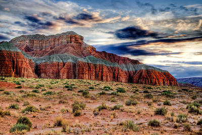 Goblin Valley State Park Photograph - Wild Horse Mesa by Utah Images
