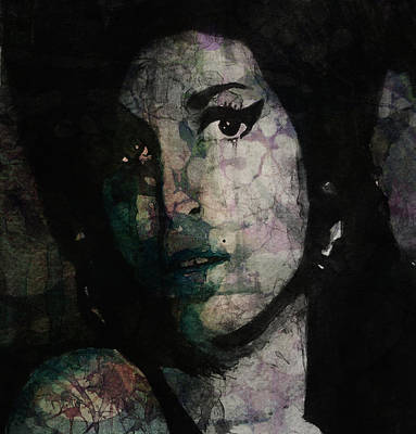 Musician Digital Art - Will You Still Love Me Tomorrow by Paul Lovering