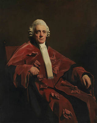 Painting - William Robertson, Lord Robertson by Henry Raeburn