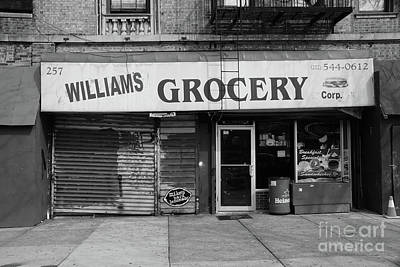 Photograph - Williams Grocery by Cole Thompson