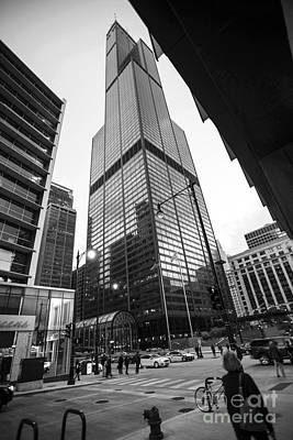 Photograph - Willis Tower by David Bearden
